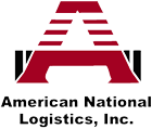 American National Logistics Logo